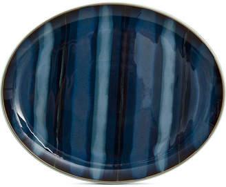 Denby Dinnerware Stoneware Peveril Accent Oval Platter
