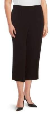 Rachel Roy Plus Flat Front Pants