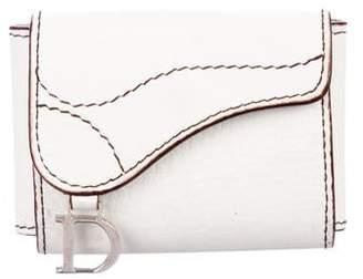 Christian Dior Saddle Earring Holder