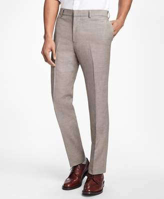 Brooks Brothers Wool-Linen Suit Trousers