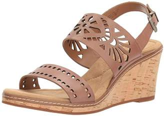 Easy Spirit Women's Kristina Wedge Sandal