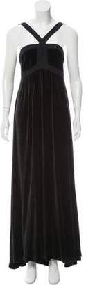 Etro Velvet Evening Dress