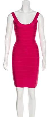 Herve Leger Sydney Bandage Dress