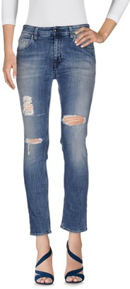 Meltin Pot Denim pants - Item 42527967QH