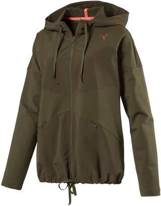 Puma Women's Transition Zip-Up Jacket