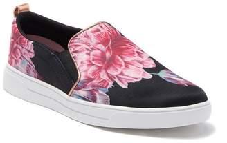 Ted Baker Floral Slip-On Sneaker