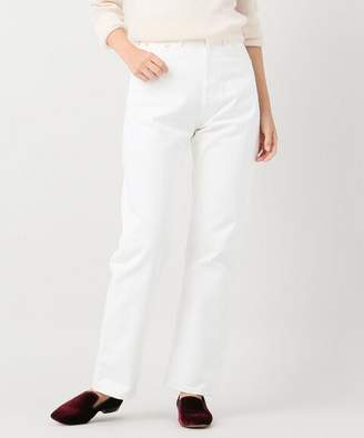 BONUM (ボナム) - BONUM Straight ホワイト 5Pocket Pants