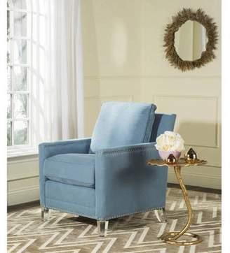 Safavieh Hollywood Glam Acrylic Club Chair, Multiple Colors
