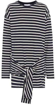 J.W.Anderson Striped cotton dress