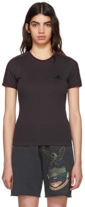 Yeezy Navy and Burgundy Logo Baby T-Shirt