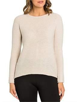 Marc O'Polo Marco Polo Long Sleeve Ribbed Sweater