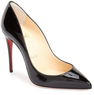 Women's Christian Louboutin 'Pigalle Follies' Pointy Toe Pump