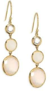 Ippolita Lollipop? Mother-Of-Pearl& Moonstone Drop Earrings