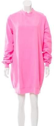 Cotton Citizen Mini Sweatshirt Dress w/ Tags