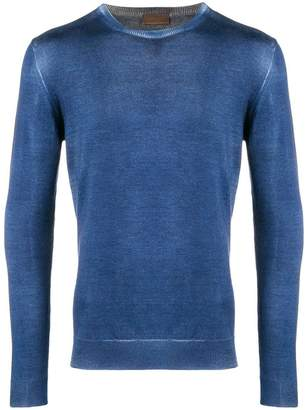 Altea washed-effect fitted sweater