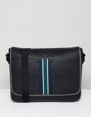 Ted Baker Kingcol Webbing Messenger Bag