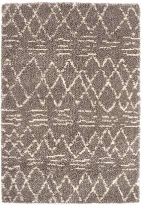 Couristan Rugs Bromley Diamondback Wool Moroccan Rug