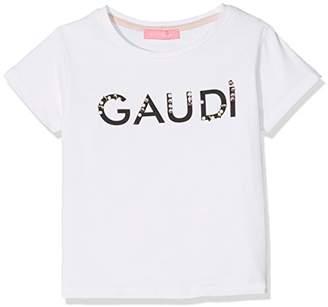 Gaudi' Gaudì Girl's 811JD64045-2100 T-Shirt,110 cm