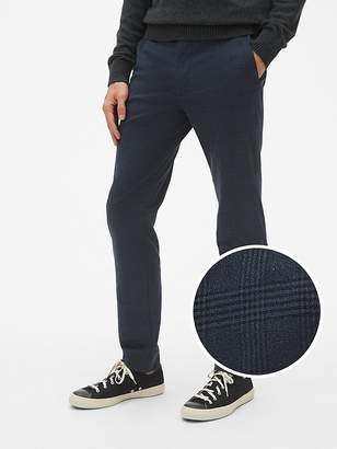 Gap Brushed Twill Pants in Slim Fit with GapFlex