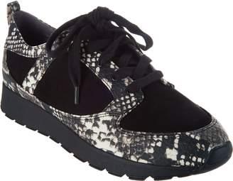 G.I.L.I. Got It Love It G.I.L.I. Lace-up Exotic Sneakers - Janna