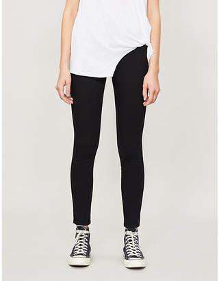 Replay Stella high-rise super skinny jeans