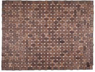 Williams-Sonoma Douglas Exotic Wood Doormat