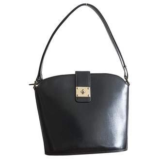 Bally Black Leather Handbag