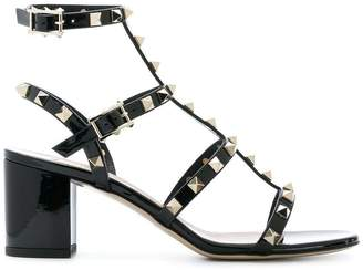 Valentino Rockstud Rolling sandals
