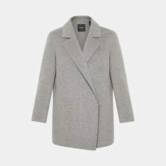 Theory Wool-Cashmere Clairene Jacket