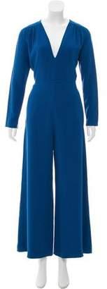 Stella McCartney 2016 Long Sleeve Jumpsuit