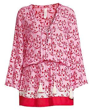 Cool Change coolchange Women's Chloe Floral Tunic