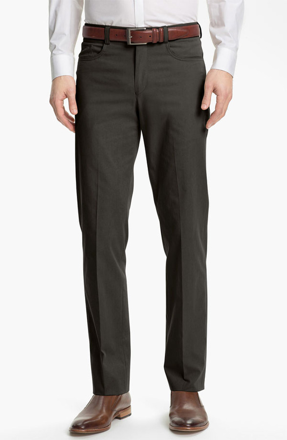 John Varvatos Five Pocket Trousers