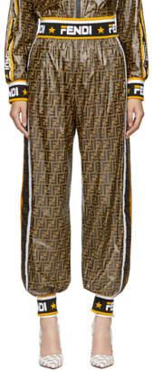 Fendi Multicolor All Over Mania Lounge Pant