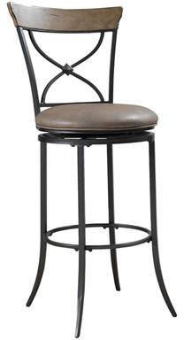 Hillsdale Charleston 30 Swivel Bar Stool