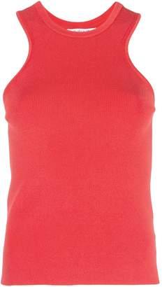 Cushnie slim-fit tank top