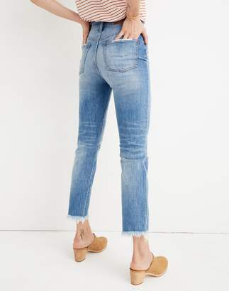 5a73bd8a829e Madewell The Tall Perfect Vintage Jean in Parnell Wash  Comfort Stretch  Edition