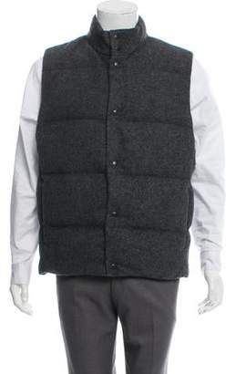 Vince Down Puffer Vest w/ Tags