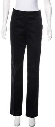Lafayette 148 Mid-Rise Straight-Leg Pants