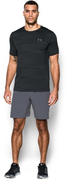 Men's UA Raid Jacquard T-Shirt