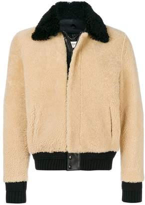 Saint Laurent collared jacket