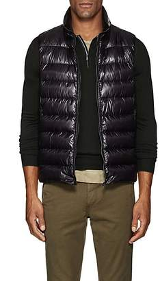 Herno Men's Down-Quilted Vest - Black