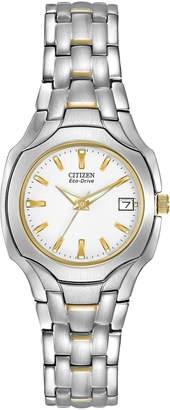 Citizen 28mm Eco-Drive Integrated Bracelet Watch