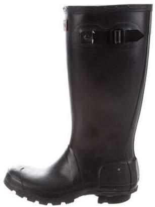 Hunter Rubber Mid-Calf Boots
