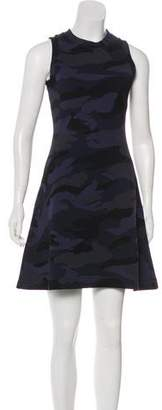 Valentino Mini Camo Dress