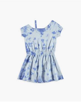 47780cb0762 Splendid Kids Little Girl One Shoulder Tie Dye Dress