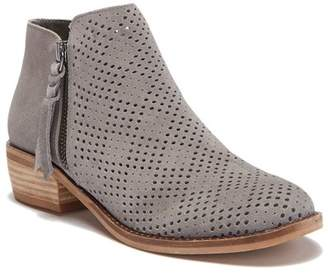 Dolce Vita Perforated Sydnie Bootie