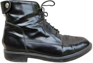 Fratelli Rossetti Leather lace up boots