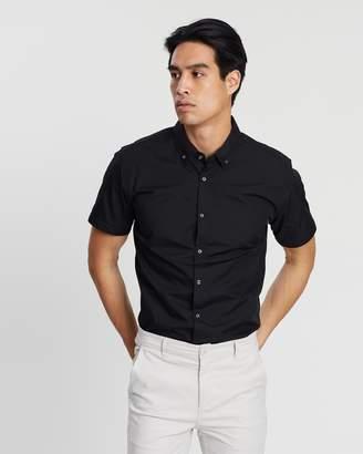 yd. Nightrider Slim Fit SS Shirt