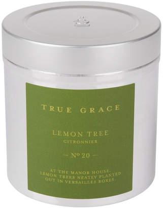 True Grace - Walled Garden Candle in Tin - Lemon Tree - 250g