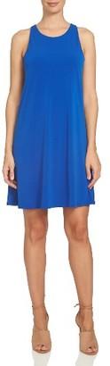 Women's Cece Twist Back Knit Shift Dress $99 thestylecure.com